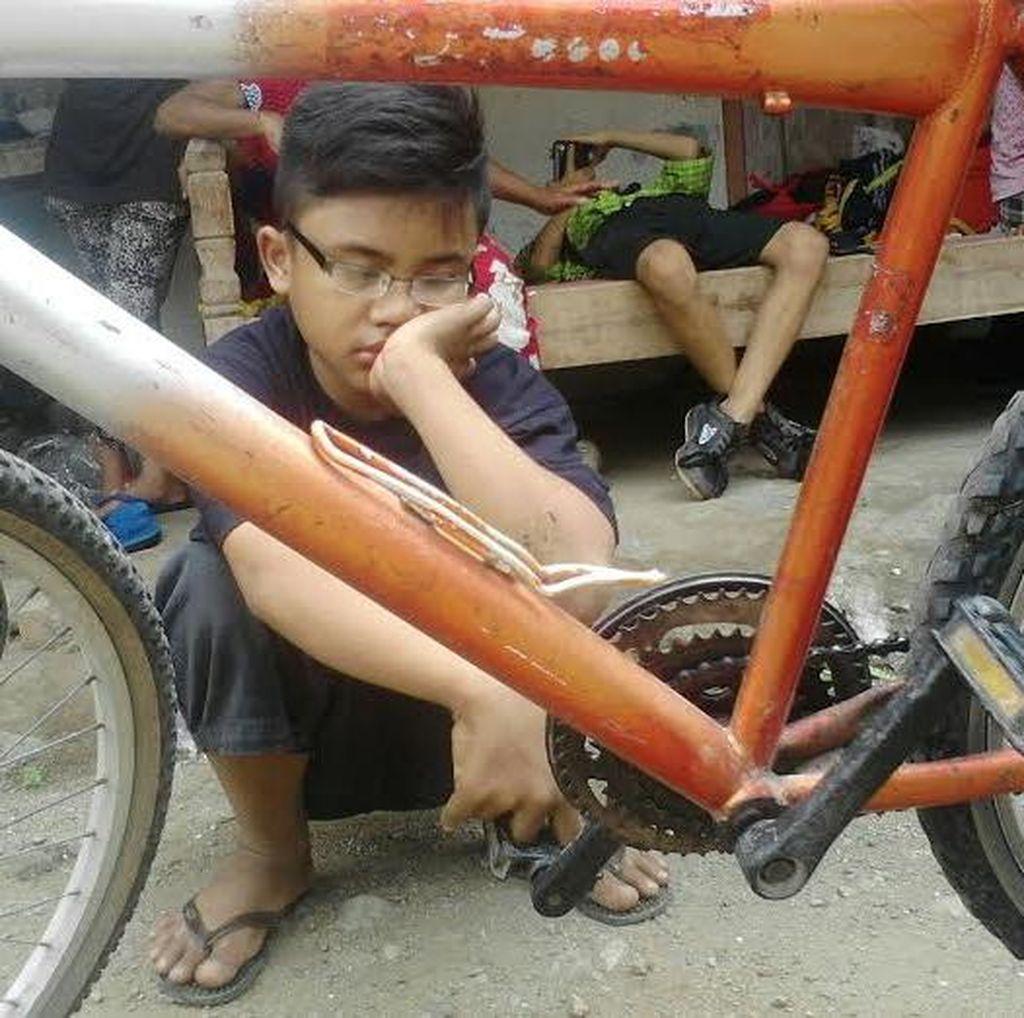 Bocah 12 Tahun Kabur dari Rumahnya di Sukabumi