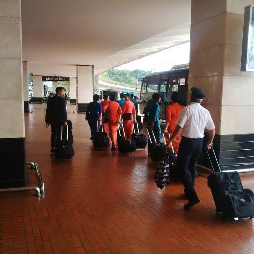 Begini Kata Pramugari Soal Status Keamanan Bandara di Indonesia yang Naik Level