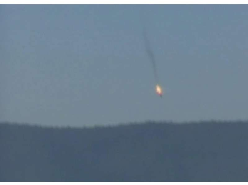 Pesawat Ditembak Jatuh, Rusia Lanjutkan Operasi di Dekat Perbatasan Turki