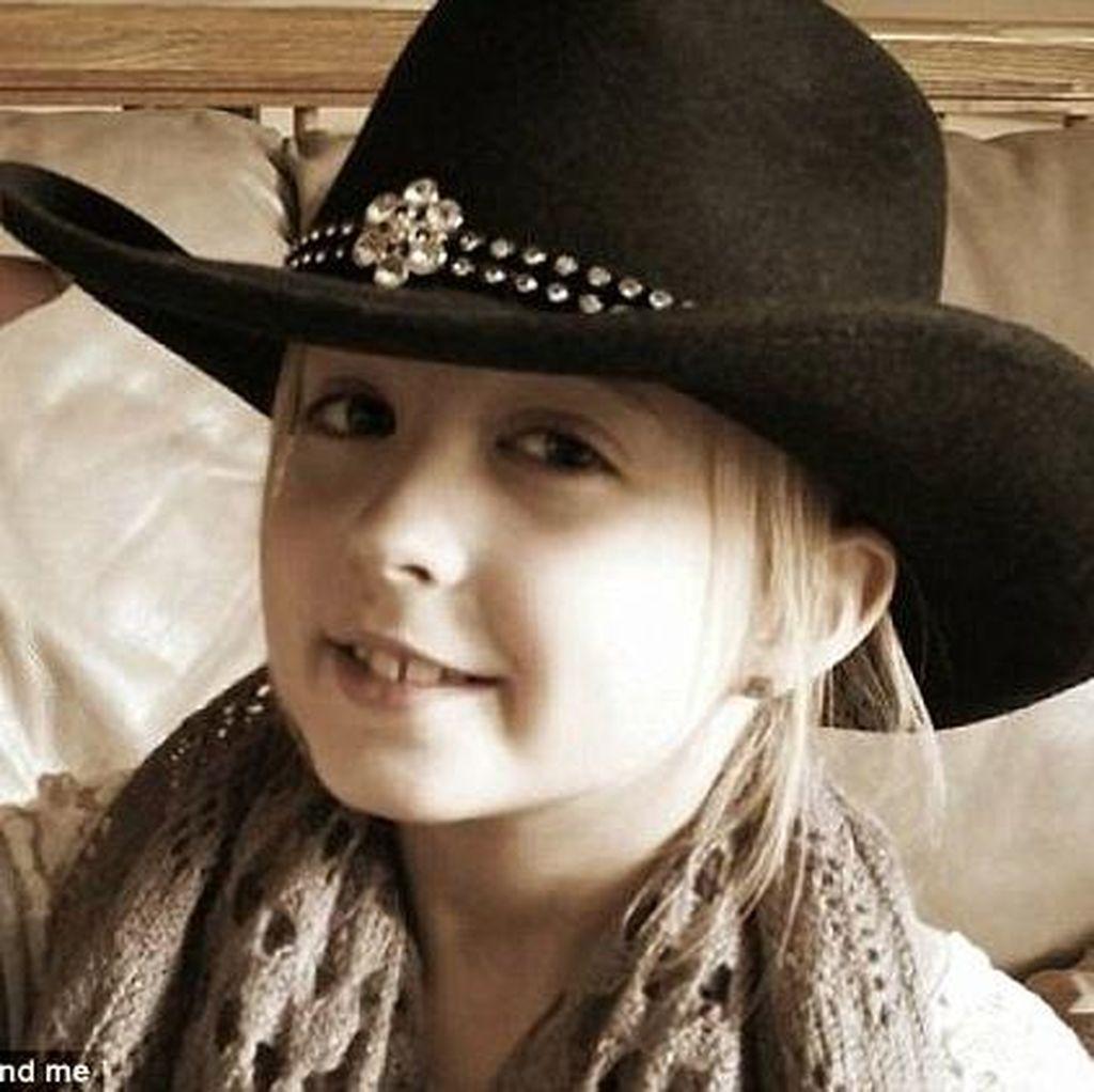 Kisah Chrissy, Kena Kanker Payudara Langka di Usia 8 Tahun