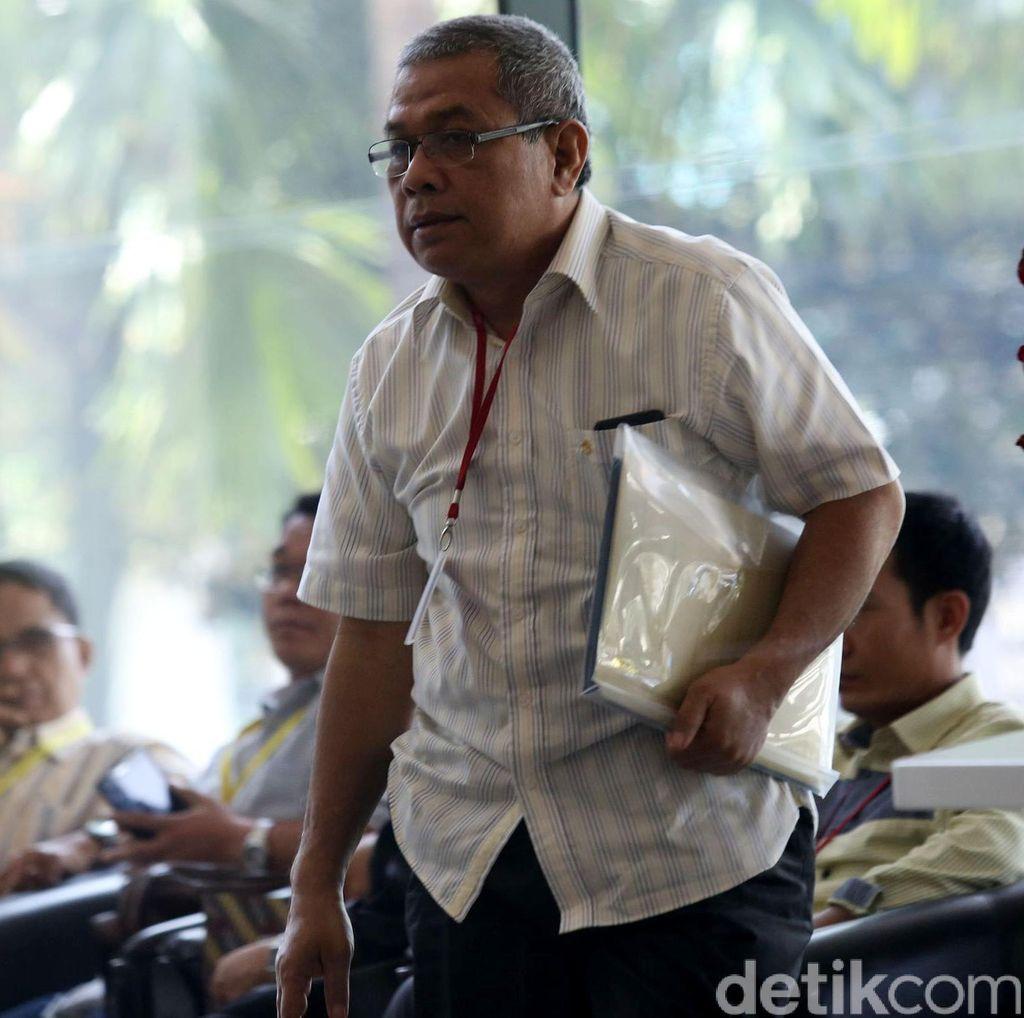 Usai Diperiksa KPK Kasus Suap DPRD, Sekda Sumut: Saya Tidak Terlibat