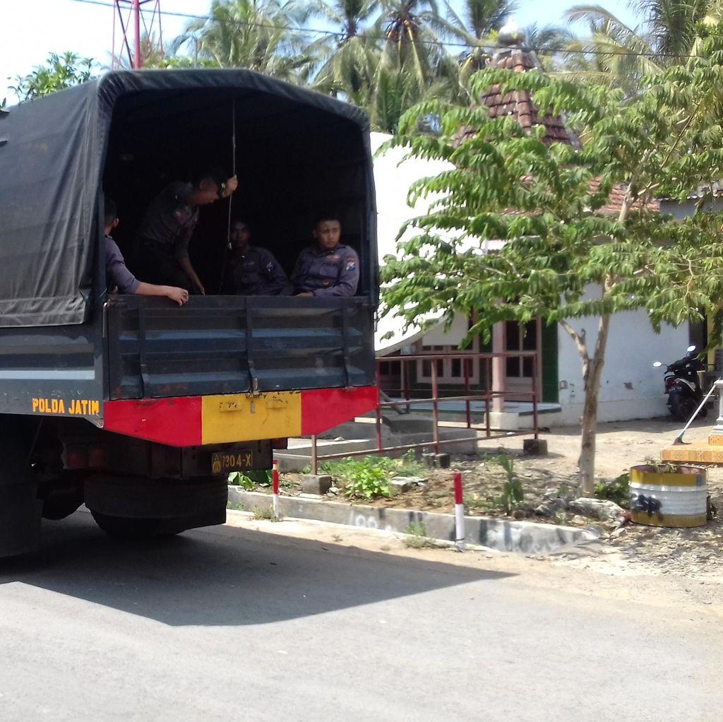 Antisipasi Amuk Massa, Pekerja Tambang Emas di Banyuwangi Dievakuasi