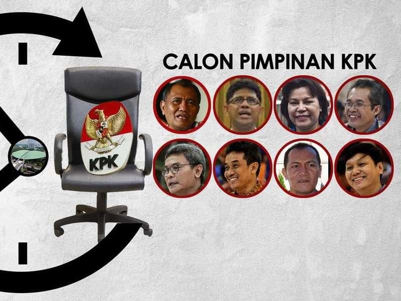 Dear Komisi III DPR, di UU Tak Ada Keharusan Unsur Jaksa atau Polisi di Capim KPK
