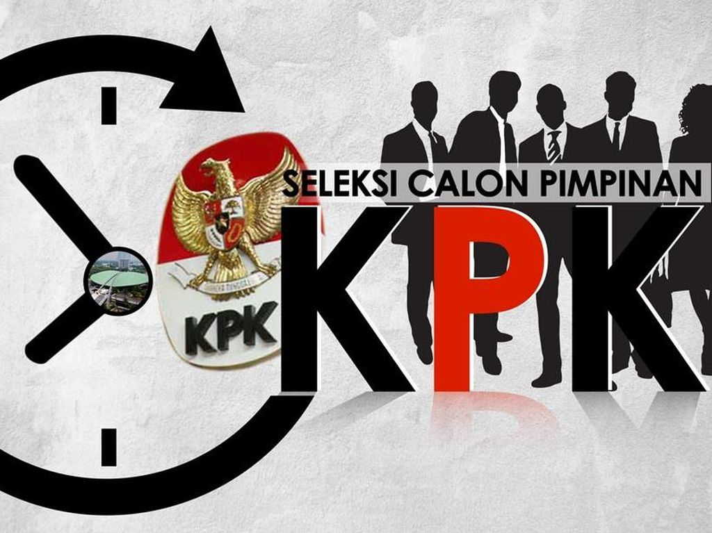 Pansel Tepis Setumpuk Alasan DPR Menunda Fit and Proper Capim KPK