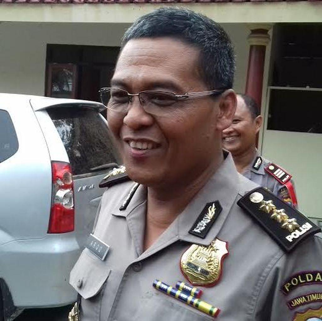 Demo Tambang Emas Tumpang Pitu Anarkis, 2 Polisi dan 2 Warga Luka