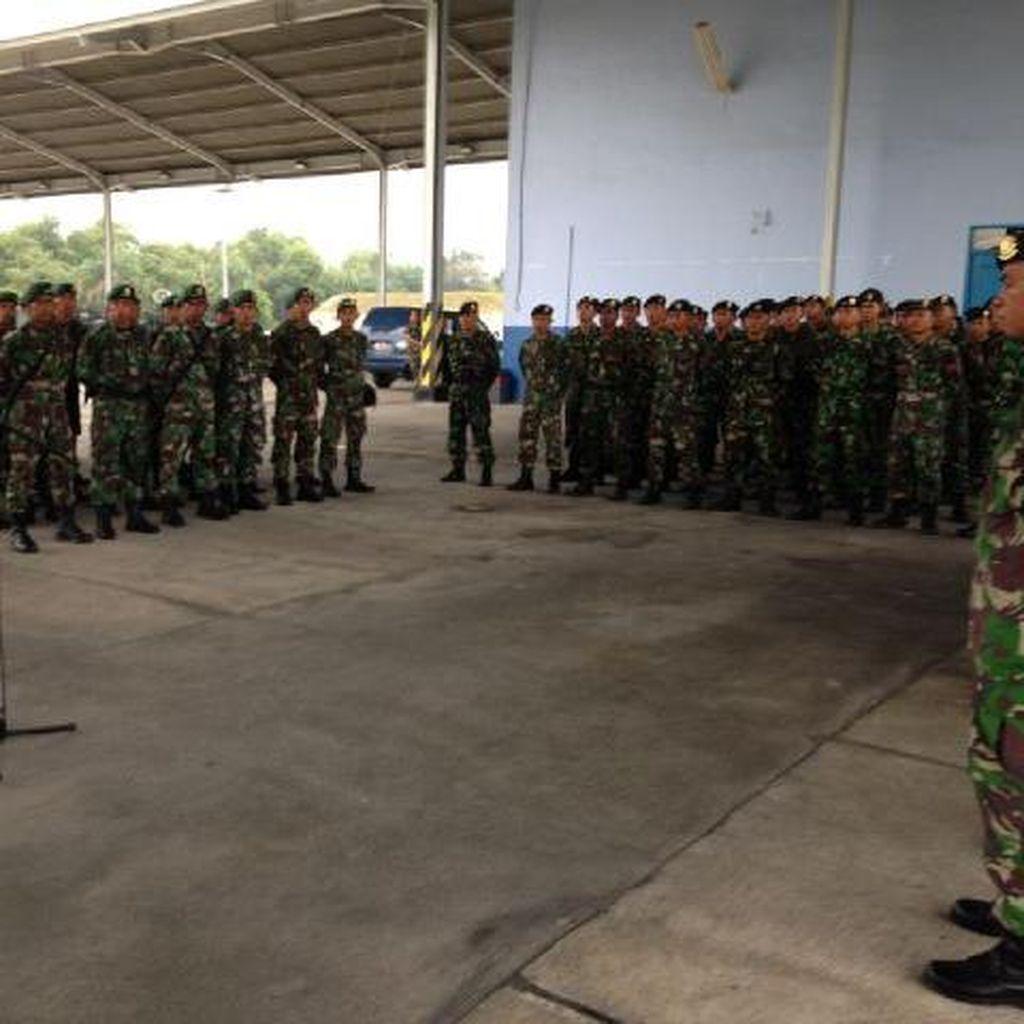 Pasukan Kostrad Mulai Ditarik dari Lokasi Kebakaran Hutan di Riau