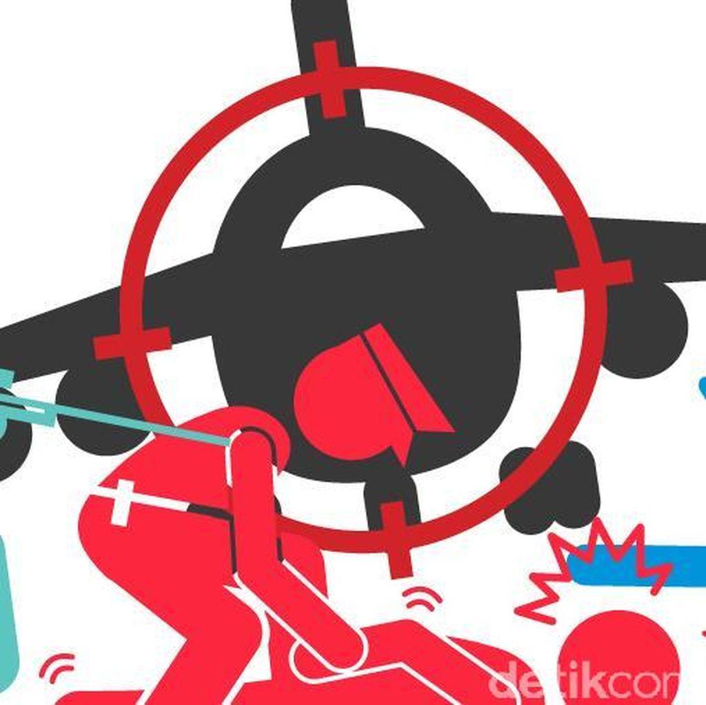 Bandara Indonesia Berstatus Kuning, Marinir Belum Tambah Kekuatan