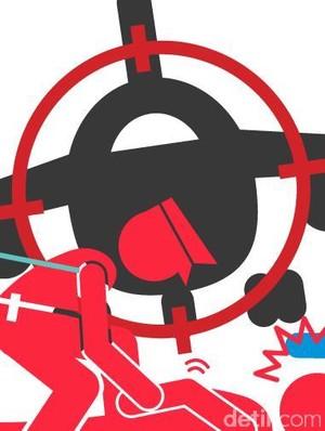 Mengenal Warna Status Keamanan Bandara di Indonesia