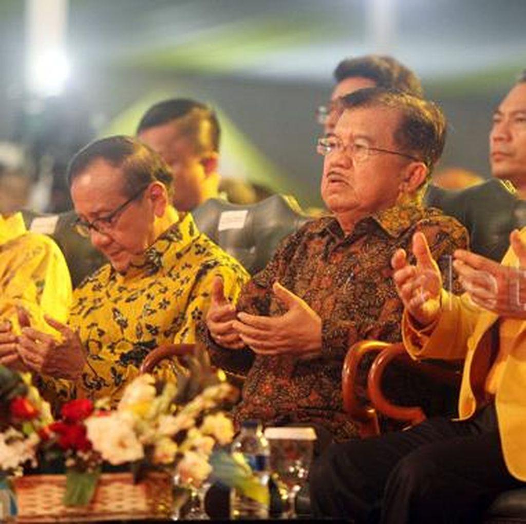 Jokowi Minta Kasus Novanto Jangan Diintervensi, Ini Tanggapan Ical