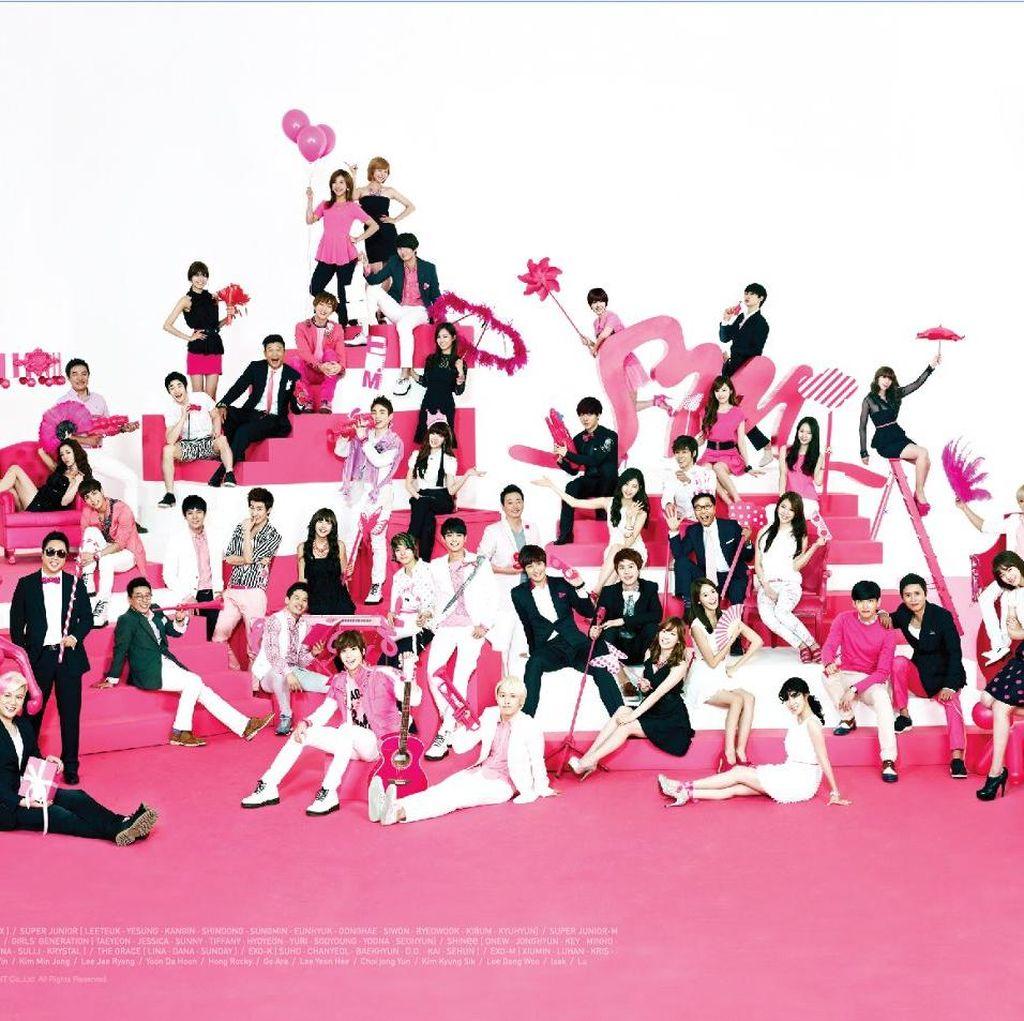 Siapa Ya, Artis Terpintar di SM Entertainment?