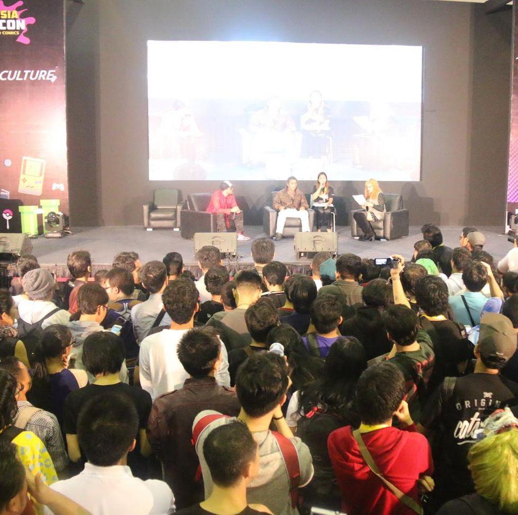 Throwback! Apa Saja Kesuksesan Indonesia Comic Con 2015?