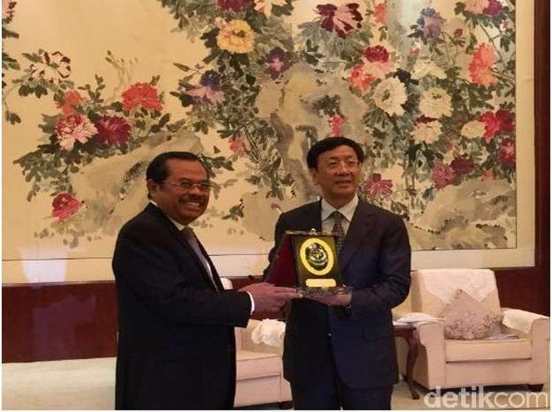 Bertemu Jaksa Agung se-ASEAN dan China, Prasetyo Bahas Buronan dan Aset Negara