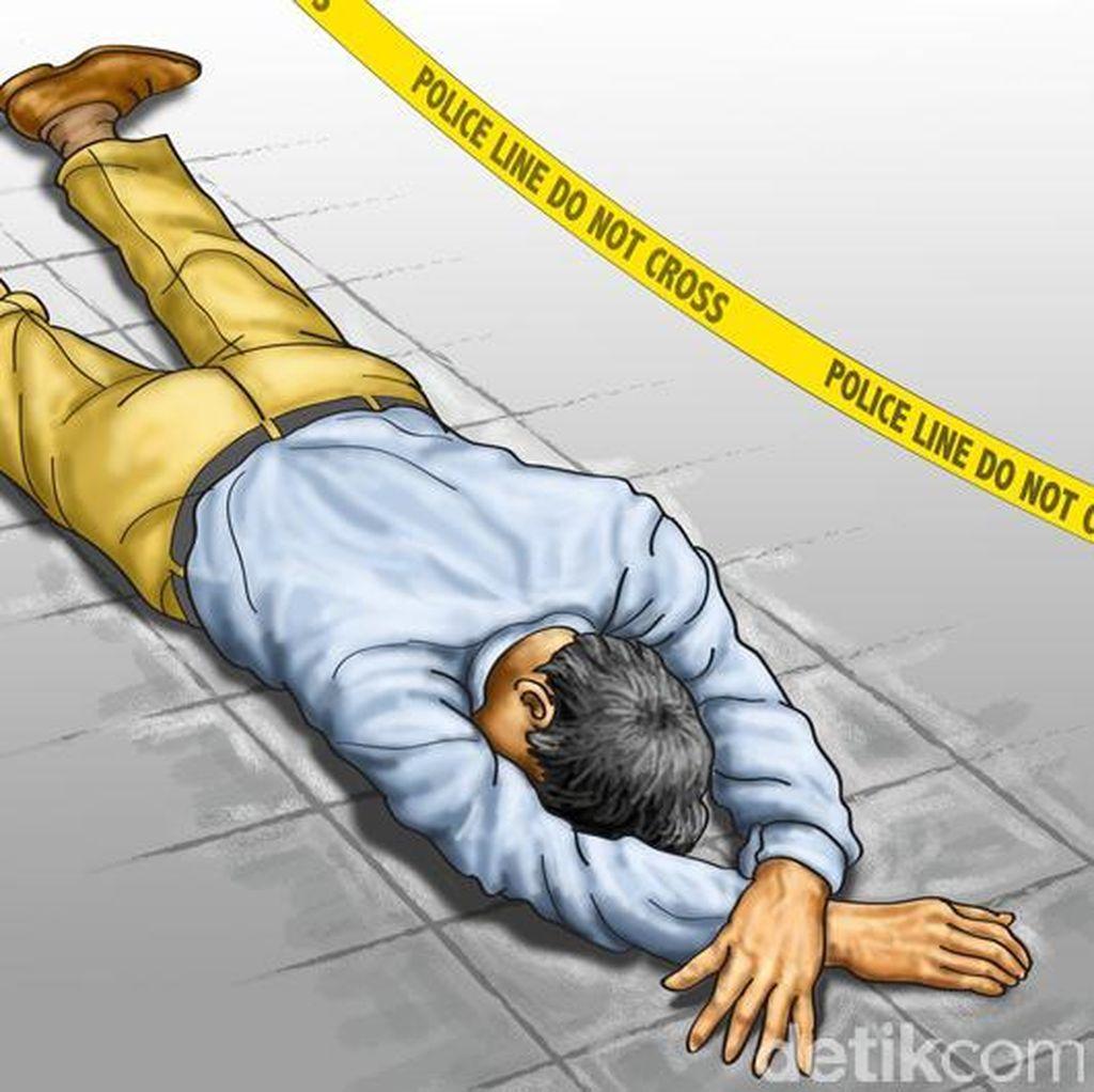 Mayat Pria Ditemukan di Deliserdang, Diduga Korban Pembunuhan