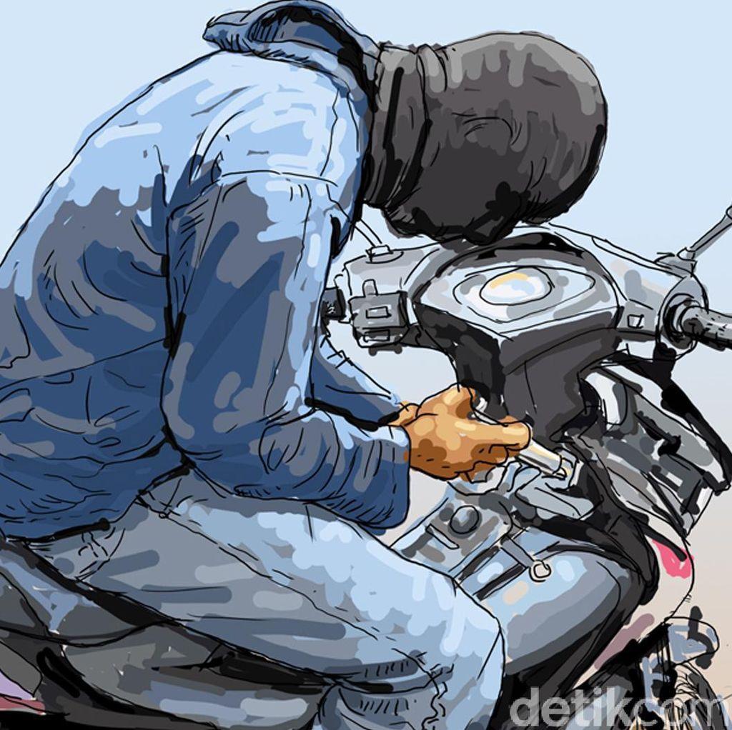 Sempat Lepaskan Tembakan, Maling Motor di Bogor Tewas Dihakimi Massa