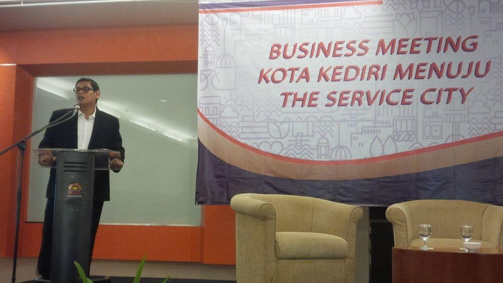 Ingin Jadi Service City, Pemkot Kediri Siapkan Kantor Khusus Investor