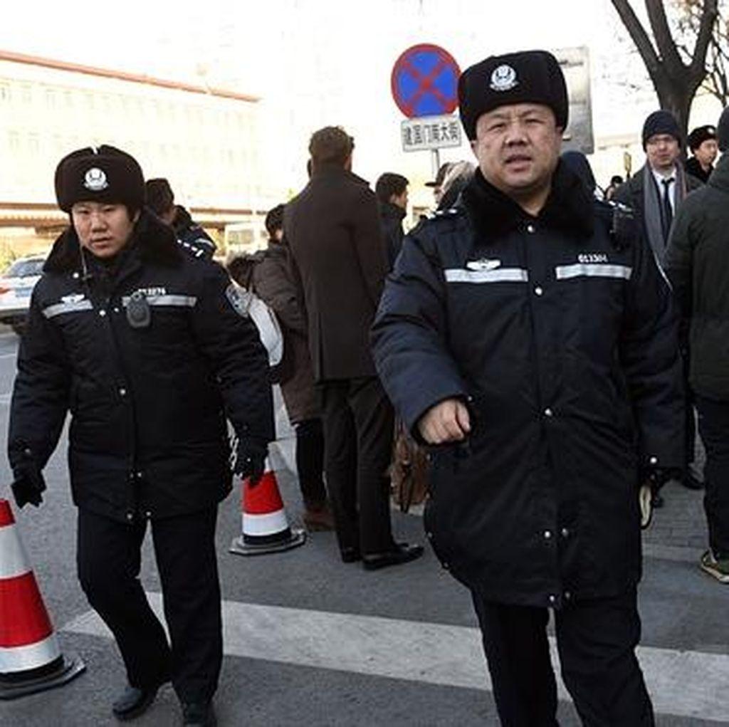 Pameran tentang Feminisme Ditutup Otoritas Beijing, Ini Kata Seniman