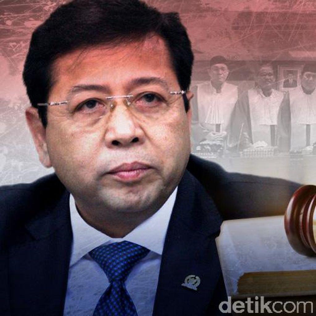 Setara Institute: Kasus Novanto Pelanggaran Berat, MKD Harus Bentuk Panel