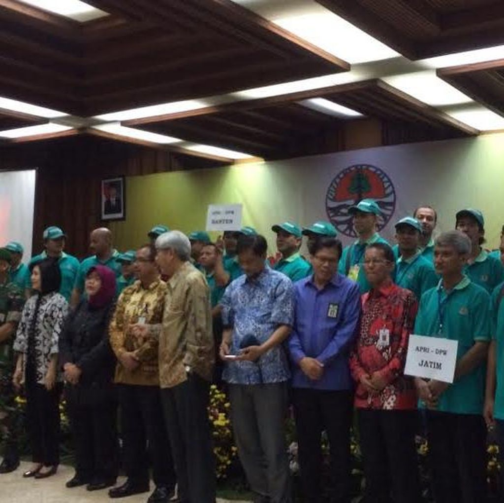 KLH Gandeng Asosiasi Penambang Rakyat Upayakan Pertambangan Emas Bebas Merkuri
