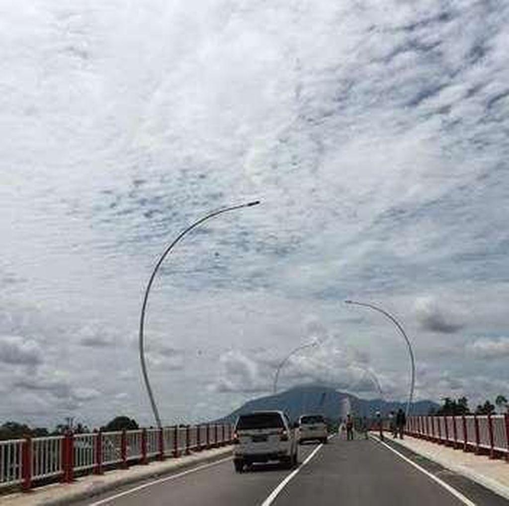 Jembatan Kapuas Tayan Diharapkan Bisa Naikkan Ekonomi di Kalbar