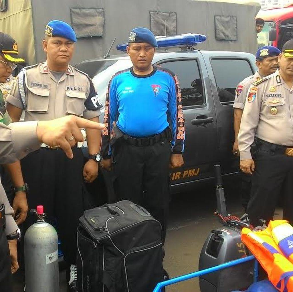 Polda Metro Bentuk Satgas Siaga Banjir dan Macet di Jakarta