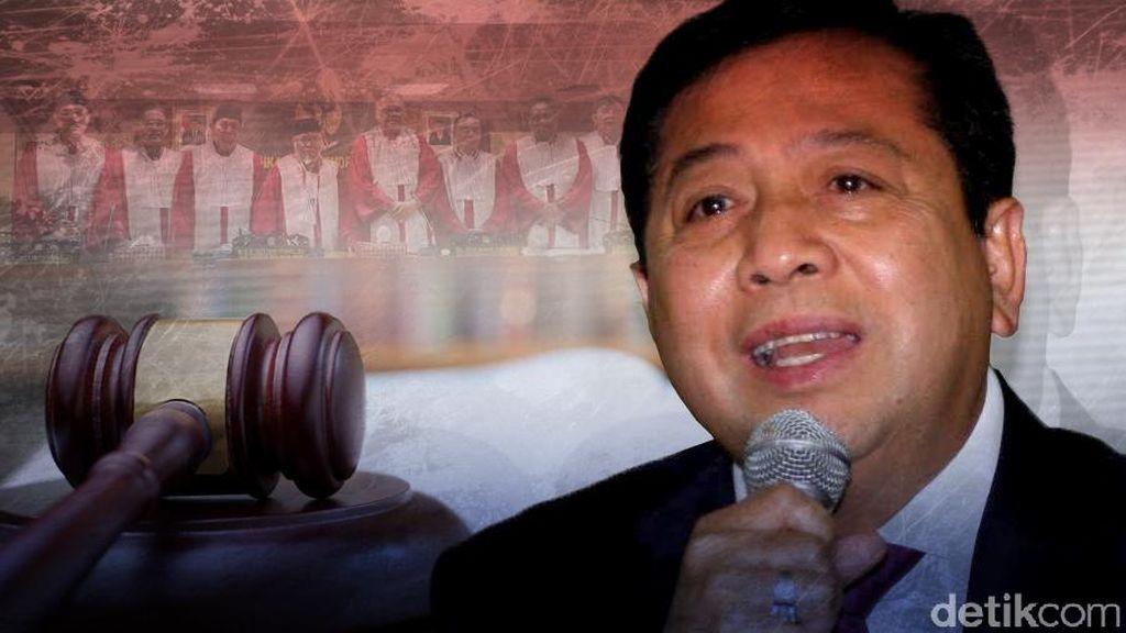 Kejagung Harus Mampu Buktikan Pemufakatan Jahat Setya Novanto