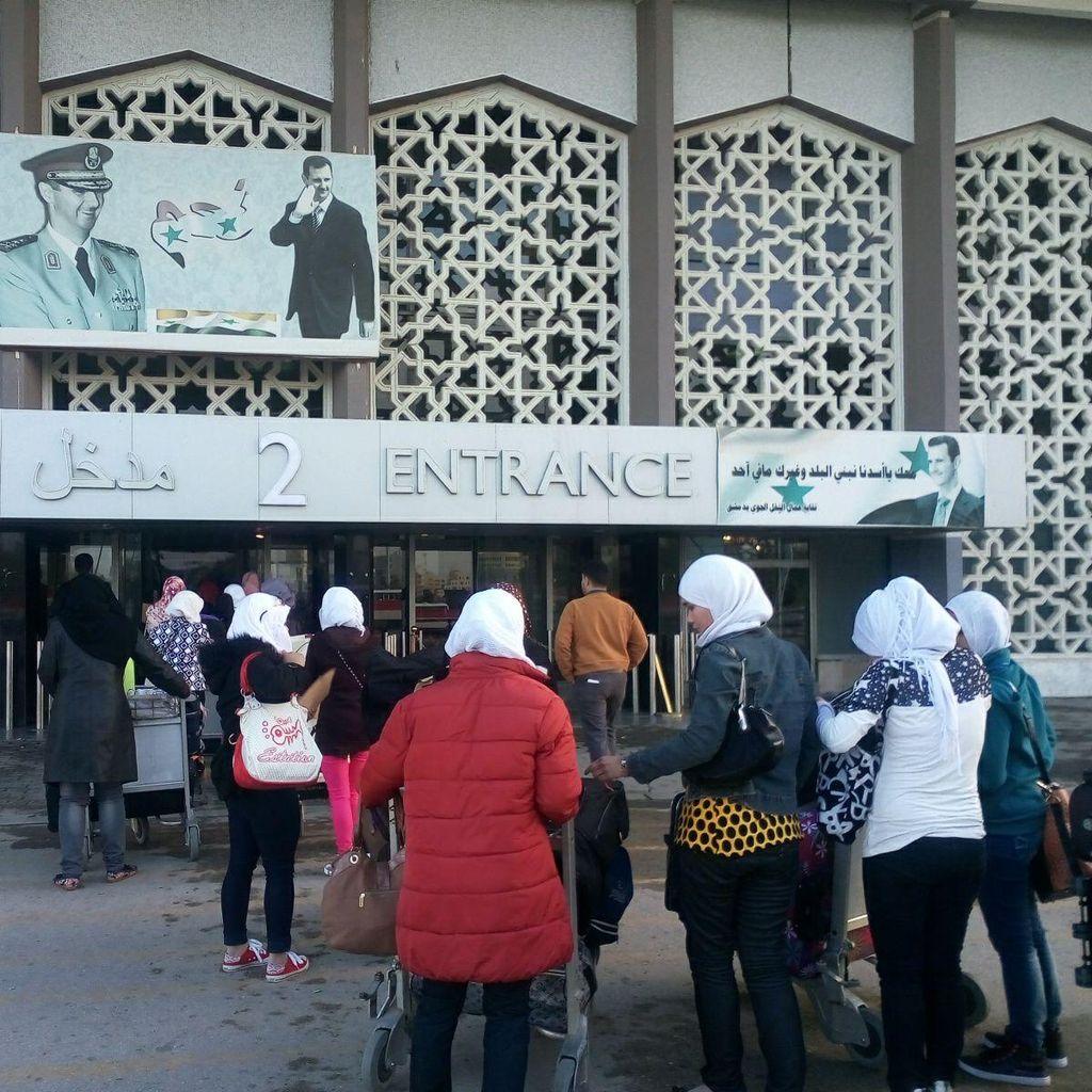 KBRI Damaskus Kembali Pulangkan 25 TKW dari Suriah