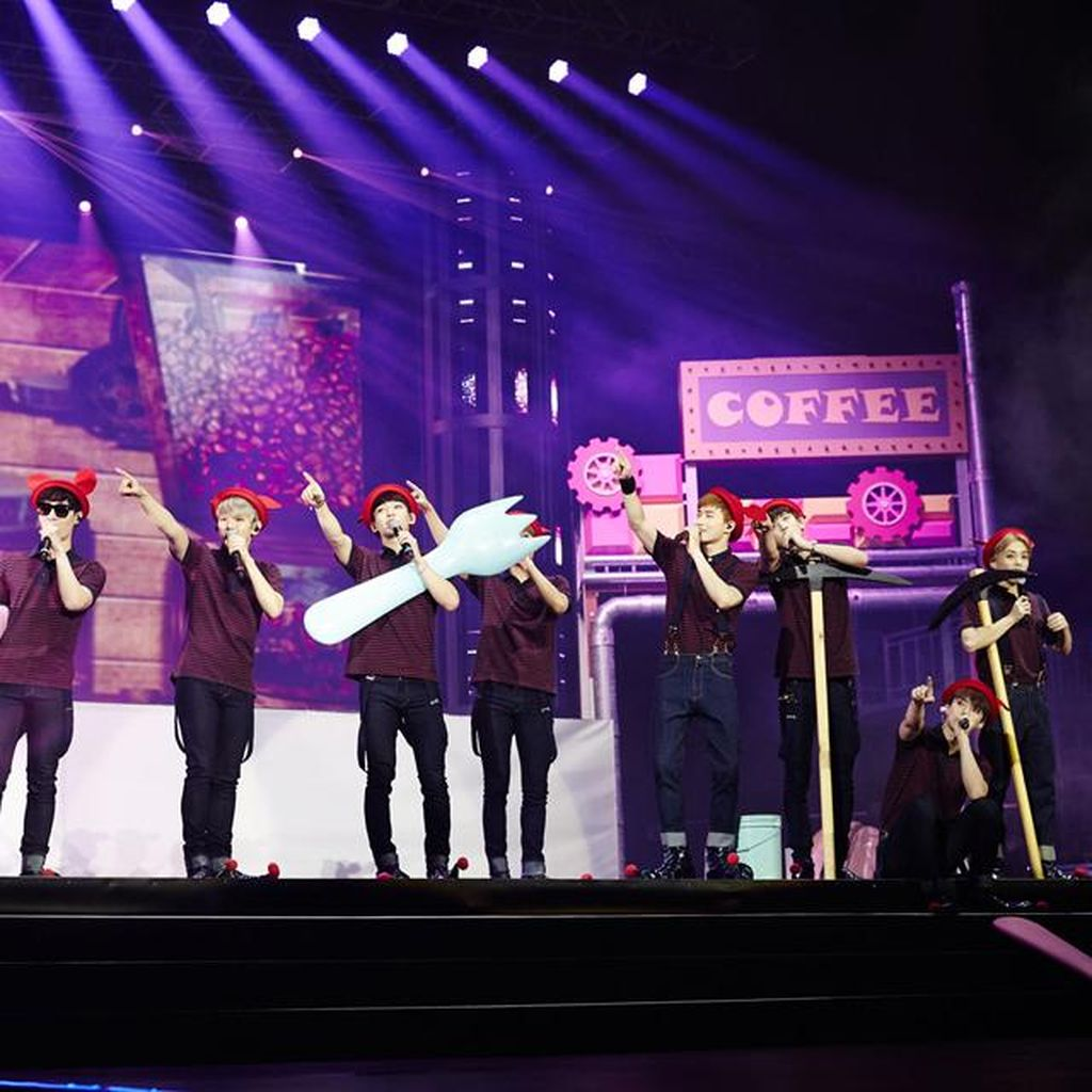 Album Spesial EXO Sing For You Rilis 10 Desember, Intip Teaser-nya!