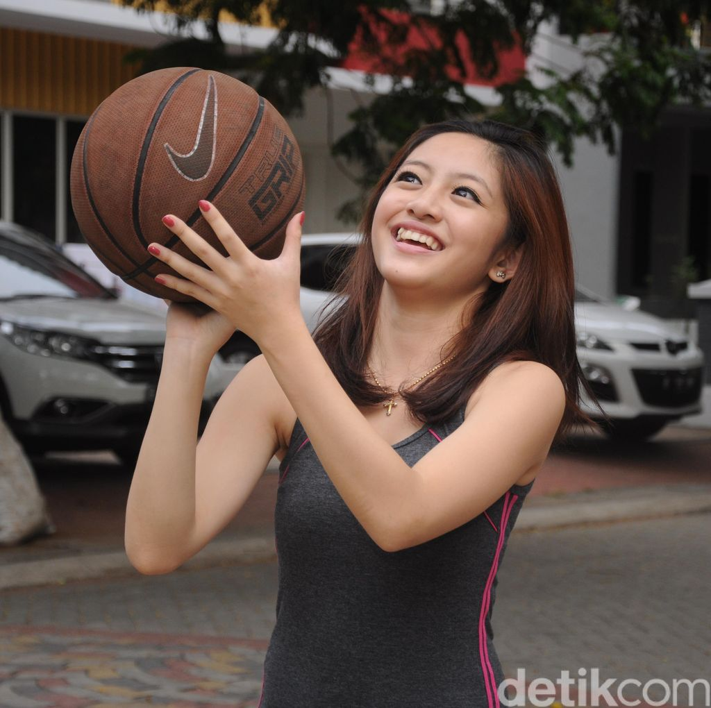 Lagi Masa Pertumbuhan, Natalie Zenn Wajib Olahraga
