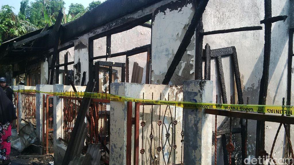Kebakaran Rumah di Duren Tiga, Bocah 5 Tahun Luka Parah Dibawa ke RSCM