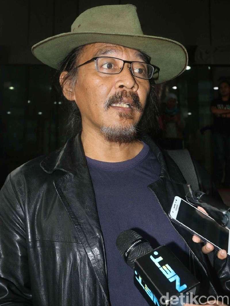 Sindiran Sujiwo Tedjo ke Komisi III yang Tak Kunjung Pilih Pimpinan KPK