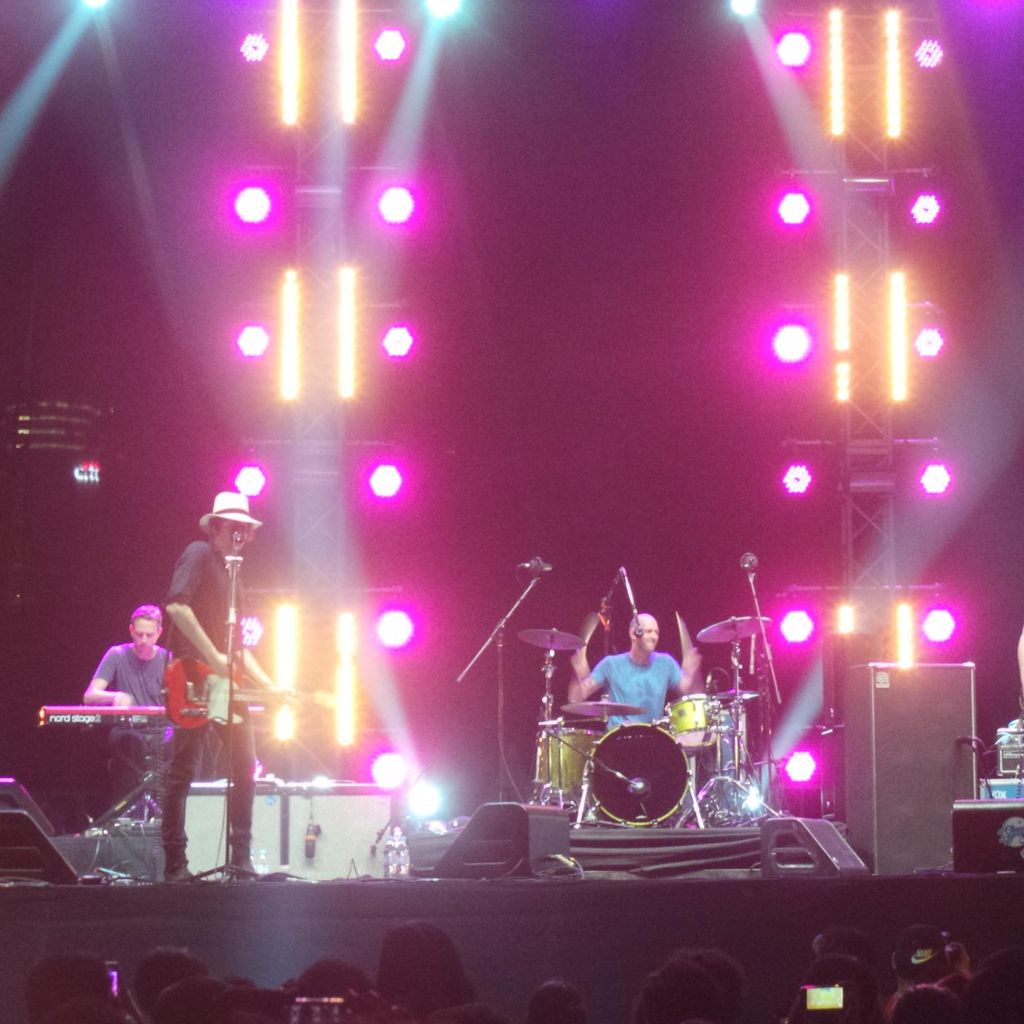 The Fratellis Tutup MonkeyLada Festival