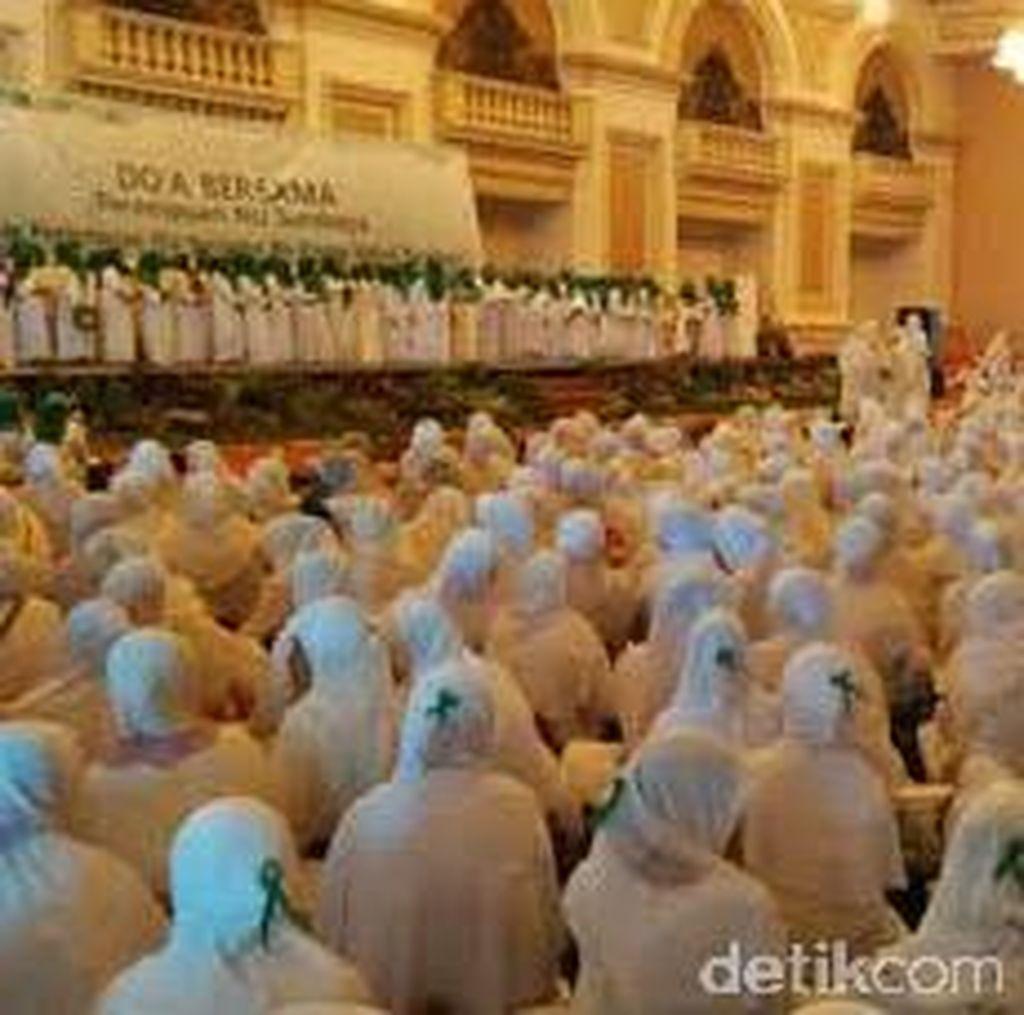 Risma Doa Bersama Perempuan NU, Rasiyo-Lucy Kampanye Akbar Diramaikan OM Melayu