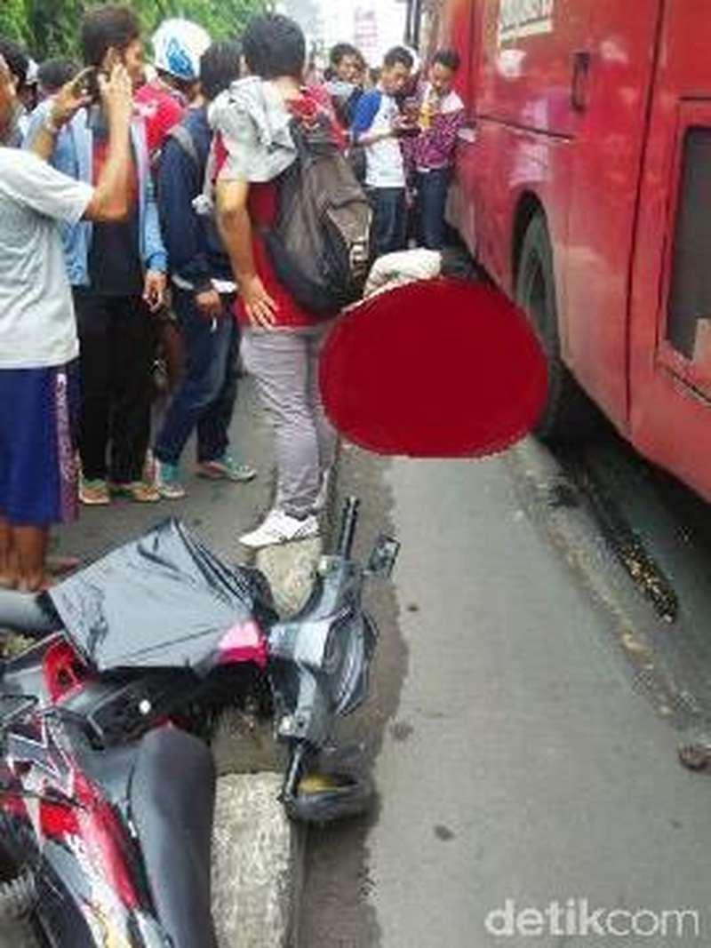Separator Busway akan Ditinggikan untuk Cegah Terjadinya Kecelakaan