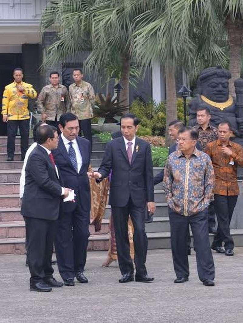 Ini yang Bakal Dilakukan Jokowi di KTT Iklim di Paris