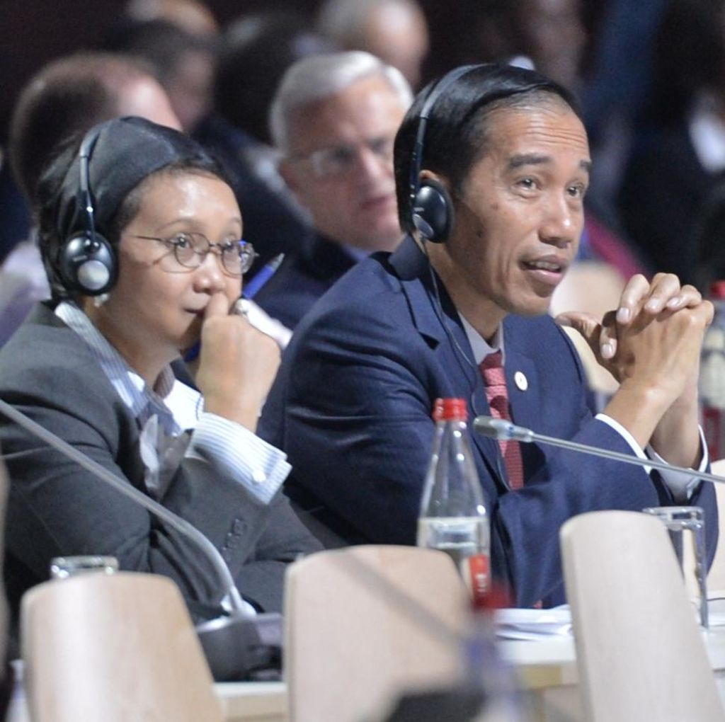 Jokowi Bertemu PM Norwegia Sepakat Kerja Sama Turunkan Emisi Gas Rumah Kaca