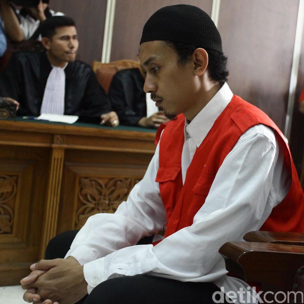 Pembunuh Tata Chubby Divonis 16 Tahun Penjara
