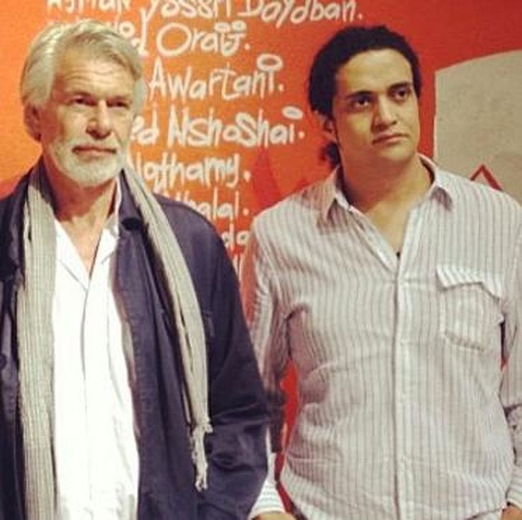 Ada 200 Penulis yang Ikut Petisi Tolak Vonis Mati Penyair Ashraf Fayadh
