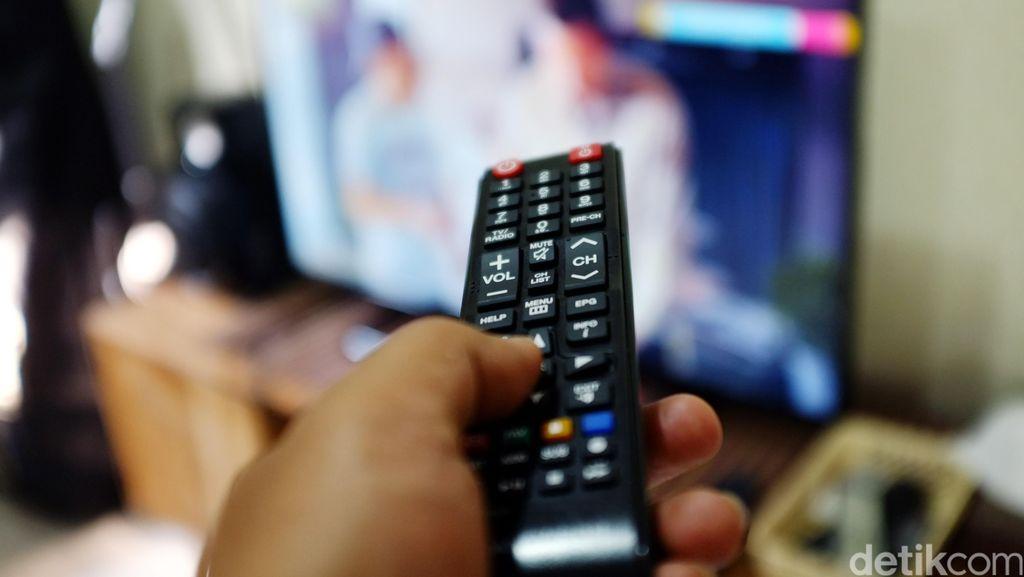 Dua Minggu Pemakaian, Remote TV sudah Rusak