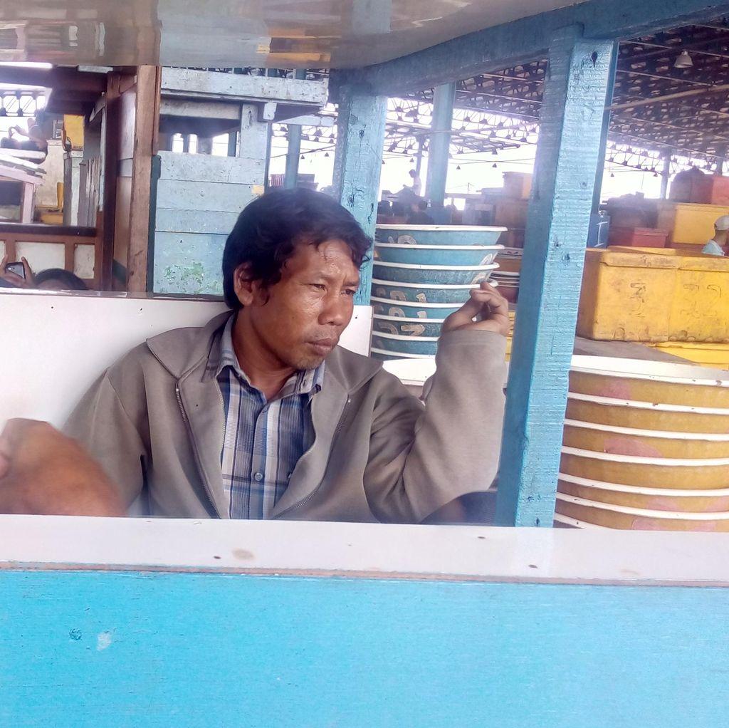 Pedagang Ikan di Muara Angke Tak Terpengaruh Ikan Mati di Ancol