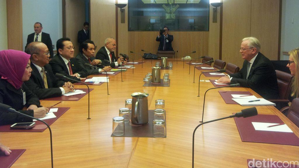Kunjungi Australia, DPD RI Ingin Daerah Jadi Aktor Pembangunan