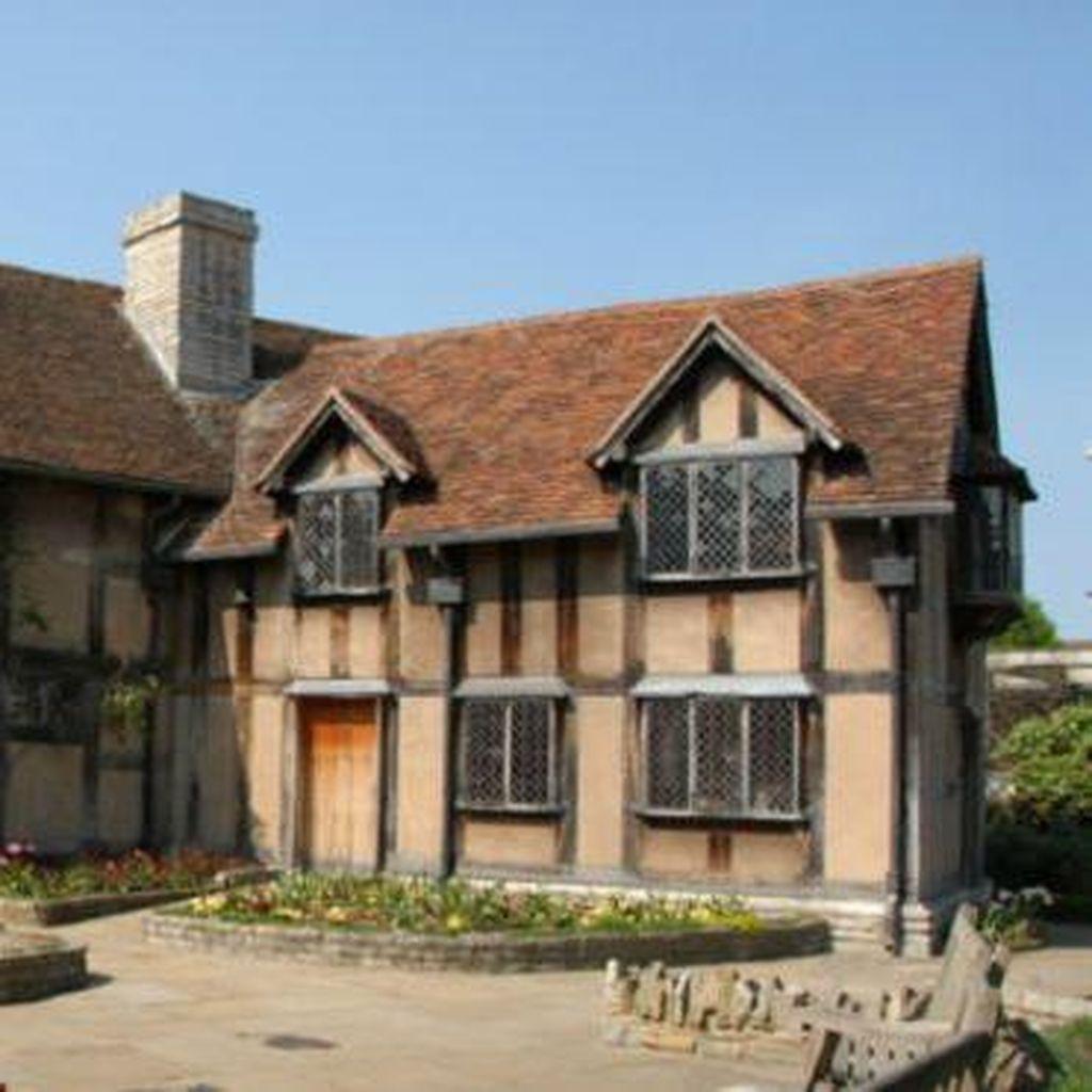 Rumah Bekas Penulis Shakespeare Terungkap!