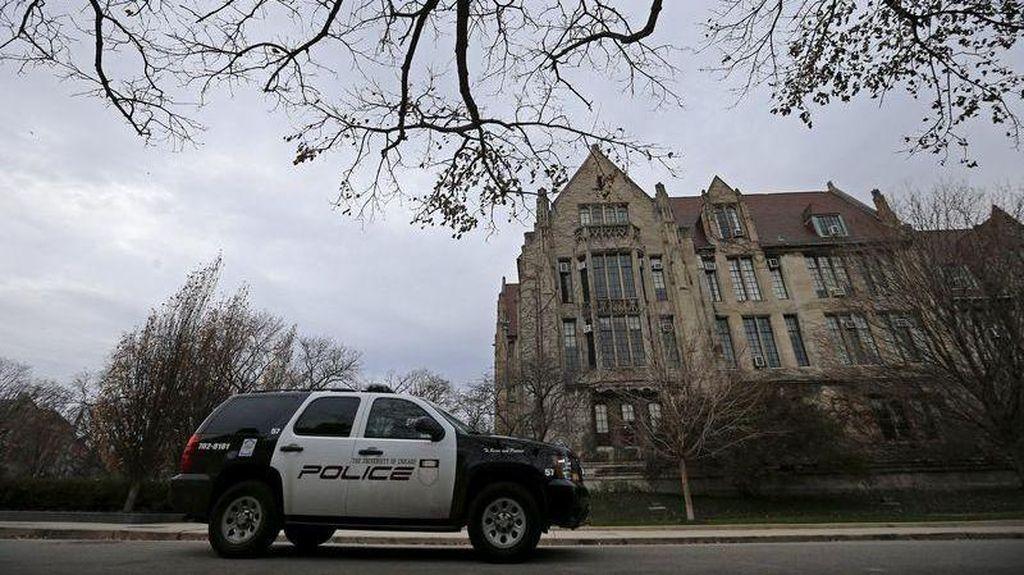 Pengancam Pembunuhan di Universitas Chicago Ternyata Mahasiswa Teknik