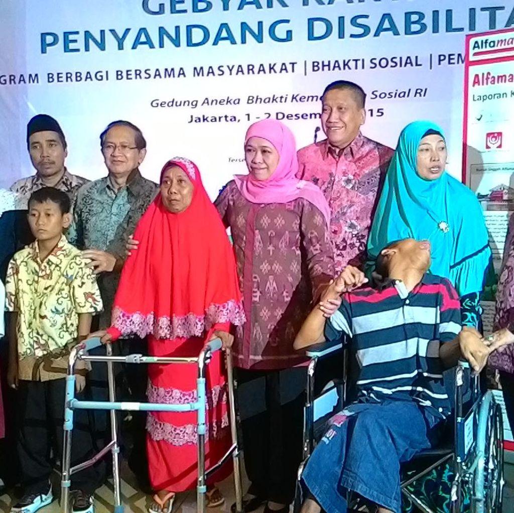 Perlindungan dan Pemenuhan Hak Bagi Penyandang Disabilitas Akan Dikuatkan