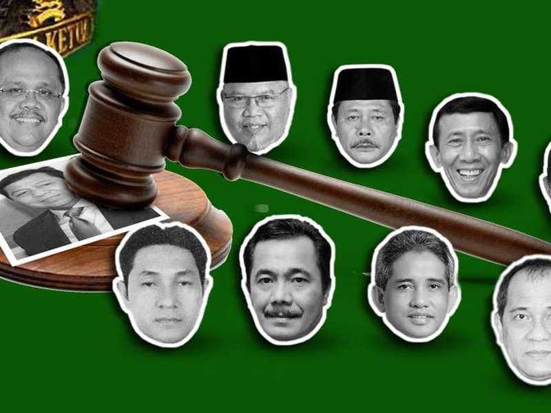 Anggota Golkar-Gerindra-PPP Sempat Tolak Voting Terbuka di MKD