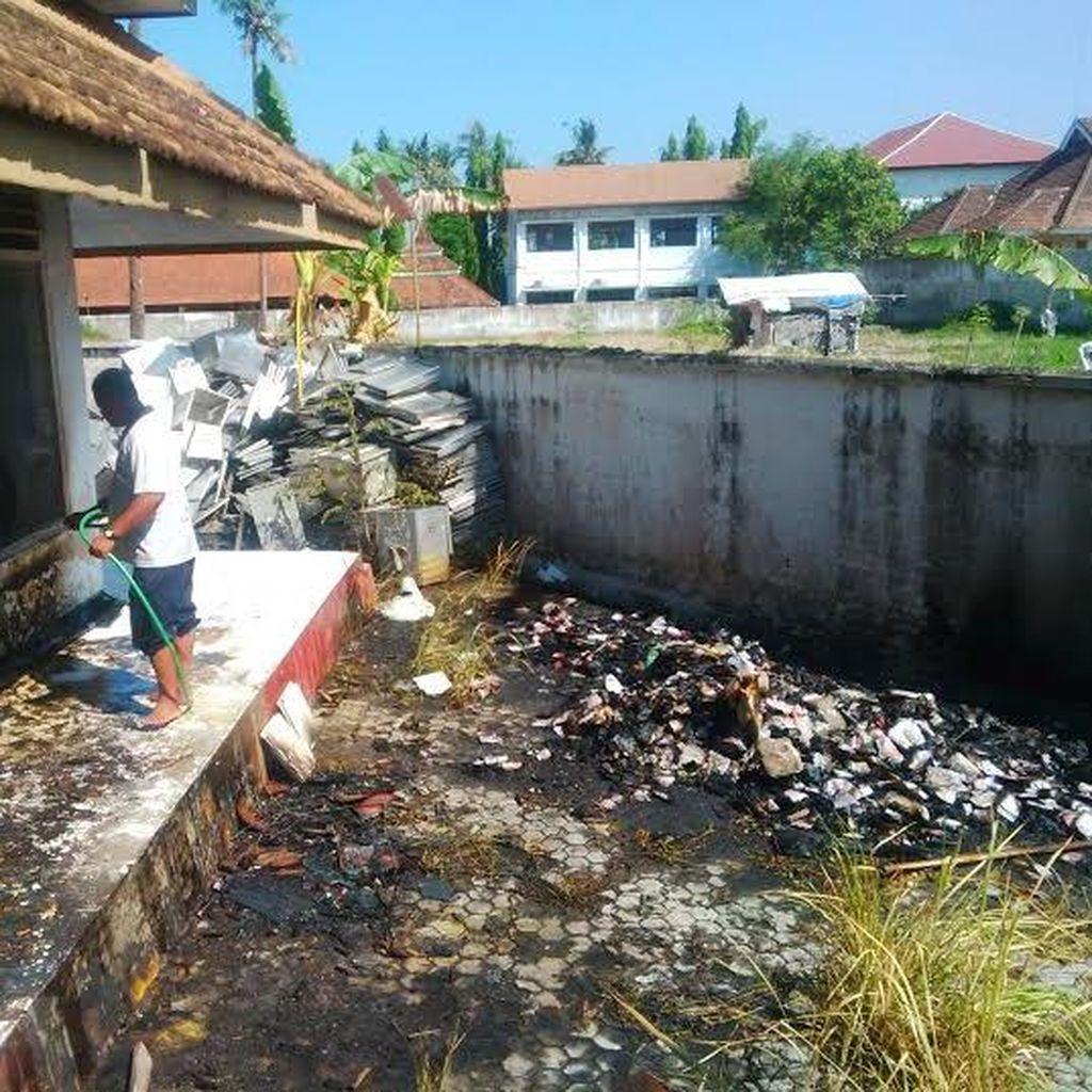 Tumpukan Kertas Pilpres 2014 Picu KPU Banyuwangi Terbakar