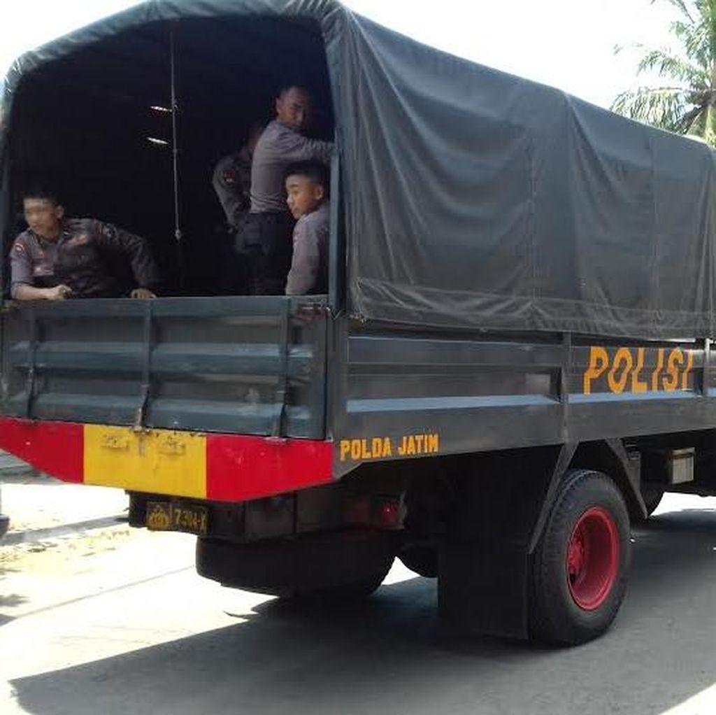 Ini Alasan Brimob Bali dan Mabes Polri Dikerahkan Amankan Pilkada Banyuwangi