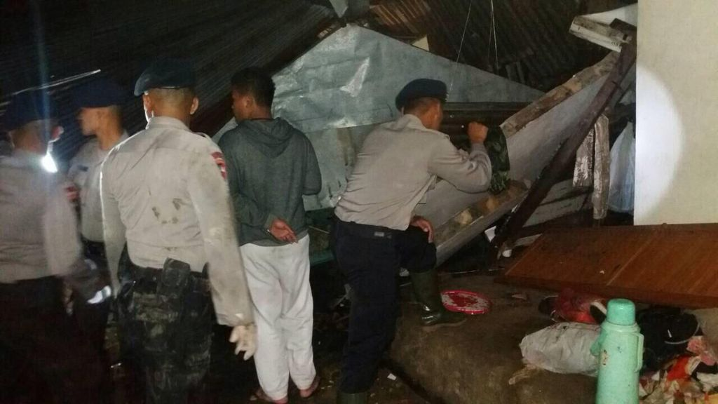 Banjir dan Longsor Landa Siantar Sumut, 2 Orang Meninggal Dunia