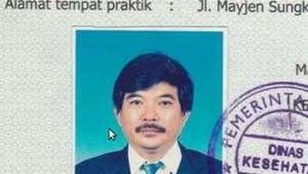 Lepas dari Vonis 18 Bulan Penjara, dr Bambang: Saya Tidak Keluar Uang