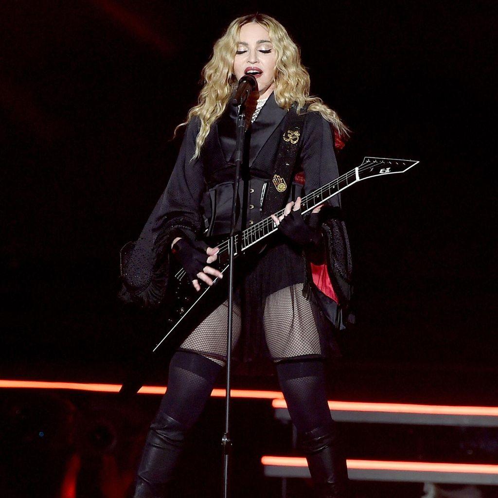 Madonna Konser Perdana di Singapura Tahun Depan?