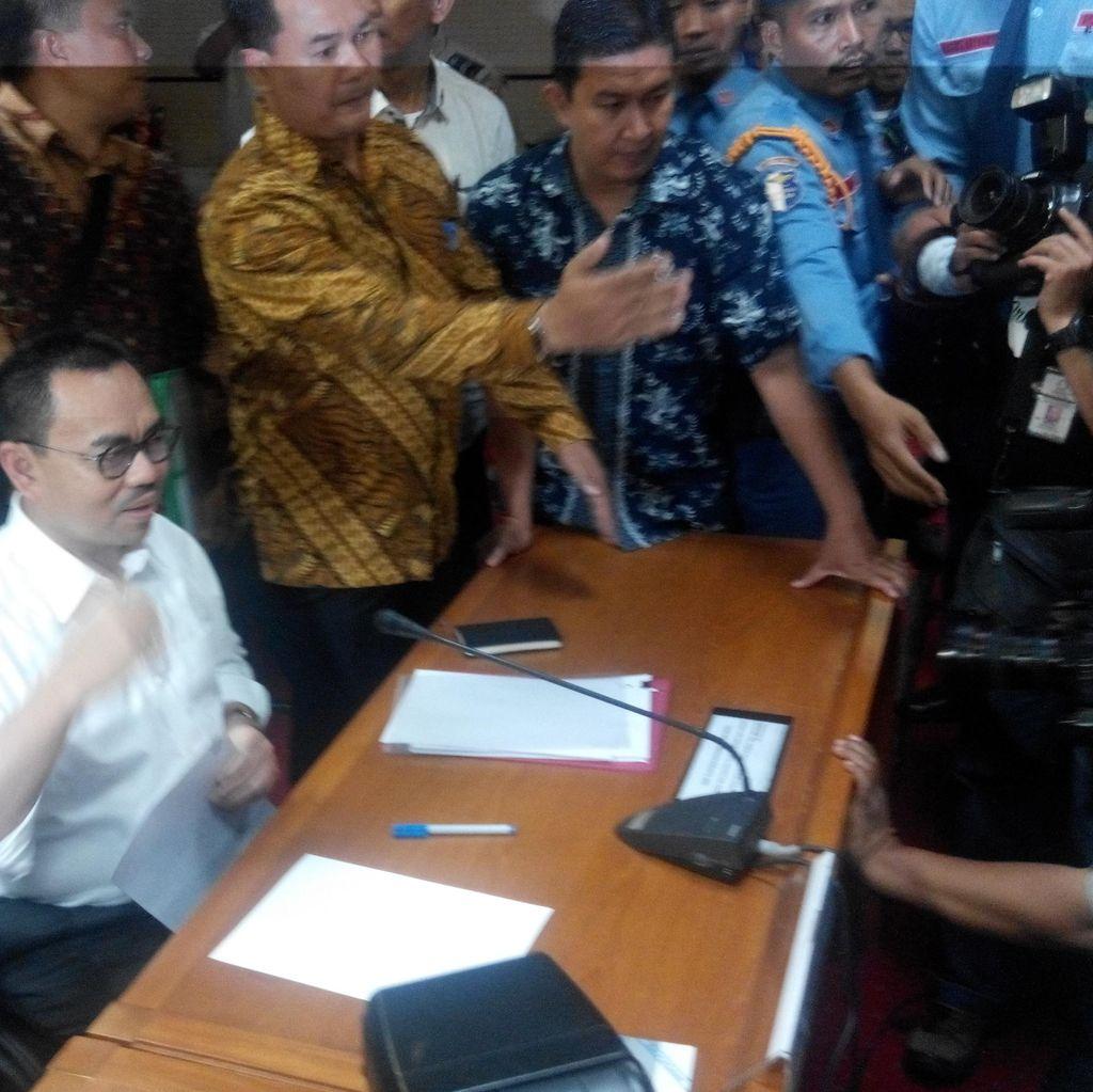 Sudirman Tawarkan ke MKD untuk Putar Rekaman Percakapan Novanto-Freeport